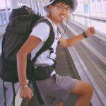最初の場所、「中国、香港」へ行ってきます!