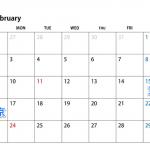2月東京日程